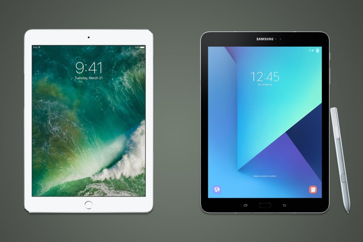 Ipad vs android tablet review 2021