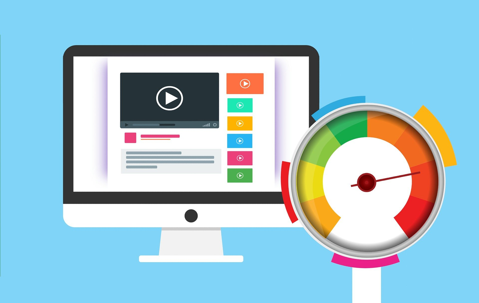 optimize website page speed