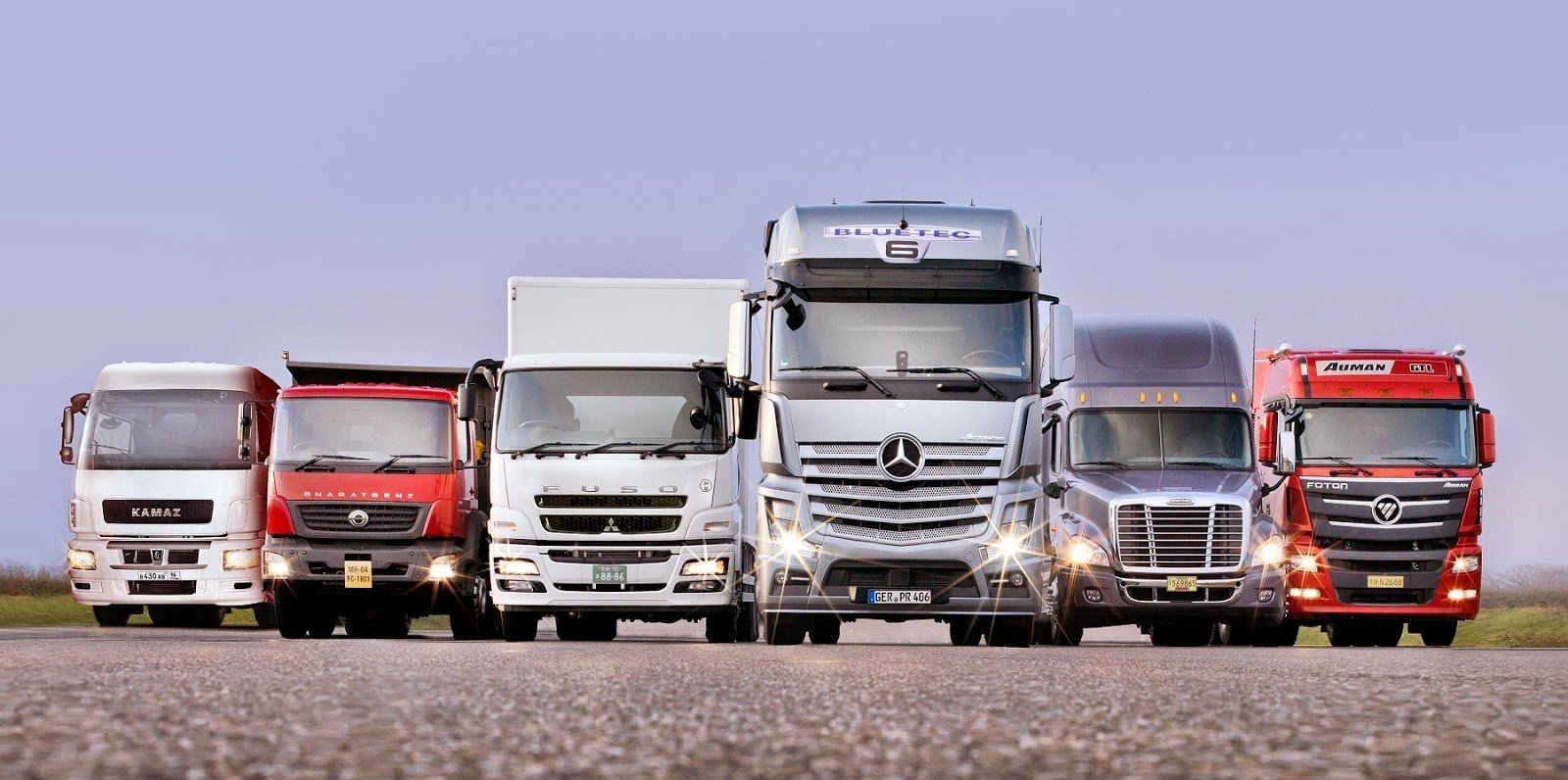 Truck driving education-2020